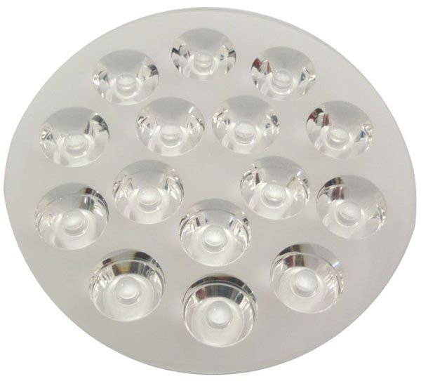Lente 30 Graus Para 15 LEDs De 1w Ou 3w JR-110-15-30 K1325