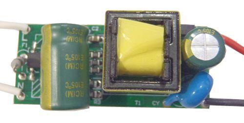 Fonte Driver Para 8 A 12 LEDs De 1W Bivolt K1714