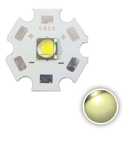 Power LED Cree XML 10W Branco Neutro 4000K (T5) K1681