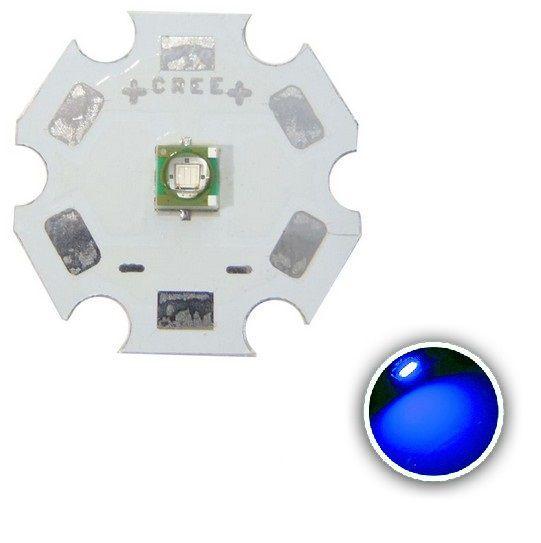 Power LED Cree XPE 3W Azul 465nm (K2) K1669