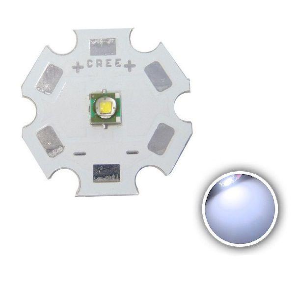 Power LED Cree XPE 3W Branco Frio 8300K (R3) K1668
