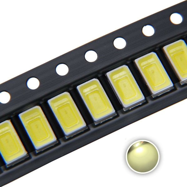 LED 5730 0.5W Branco Neutro 4000-4500K SMD K1896