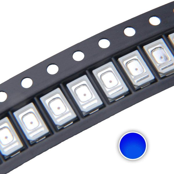 LED 5730 0.5W Azul 460-470nm SMD K1892