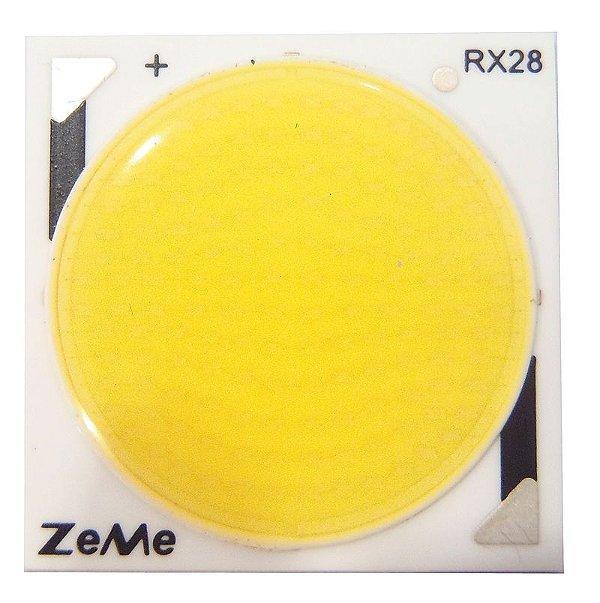 Power LED 50W Branco Frio 6000k Base Ceramica K2031