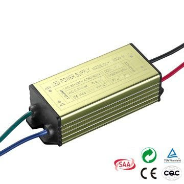 Fonte Driver para 1 a 3 LEDs de 1W Bivolt IP67 K2185
