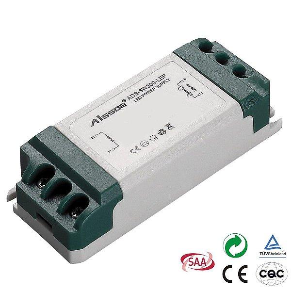 Fonte Driver para 2 a 4 LEDs de 1W Bivolt K2184