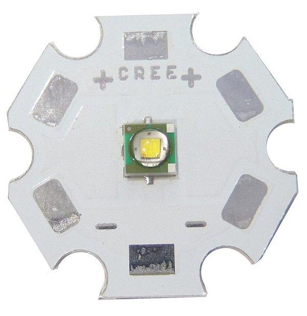 Power LED Cree XPE 3W Branco Frio 10000K (R3) K2141