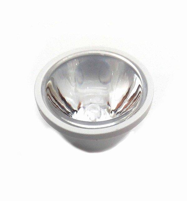 Lente 10 Graus Para LED Cree XPE XPG XTE 3535 KB-H22-10-XP Cristal K2119