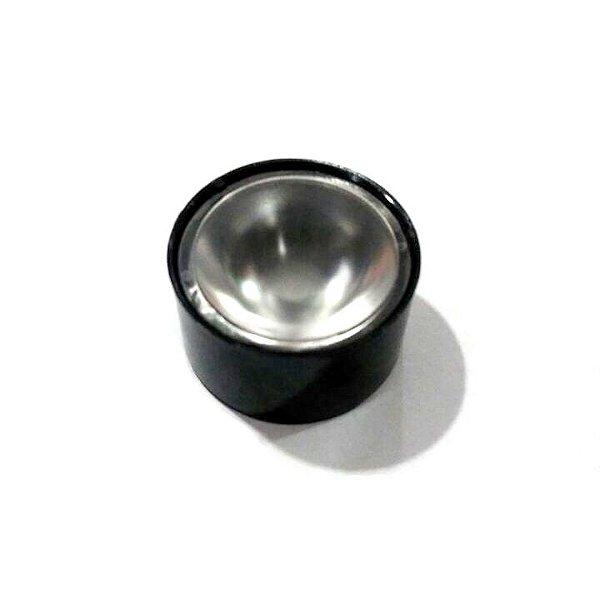 Lente 15 Graus Para LED Cree XPE XTE 3535 Fosca K2620