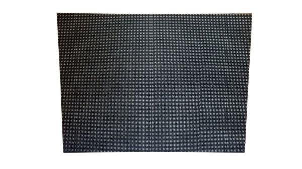 Painel LED P10 RGB Full-color Uso Externo Modular com Portas 128x96cm P0008