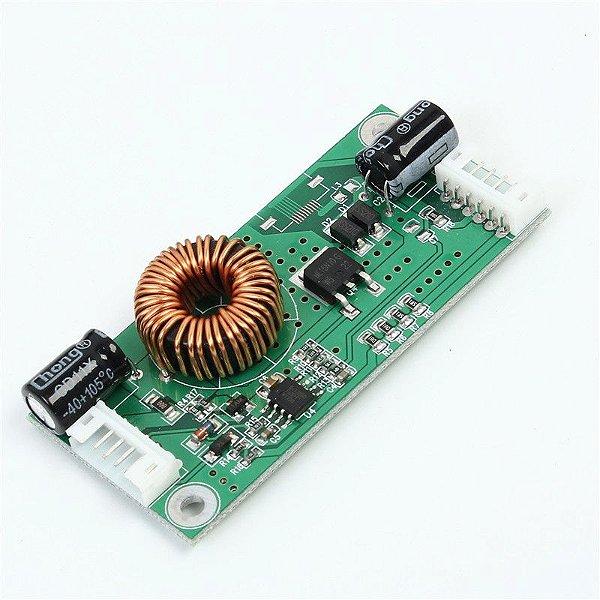 """LED Driver Boost Conversor CC-CC Entrada 10.8 a 24V Saída 15 a 80V 720mA 5% Dimerizável Backlight TV 14-37"""" K2676"""