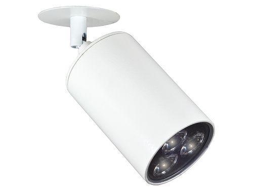 Spot de Sobrepor C/ Canopla LED 18W Bivolt Clean