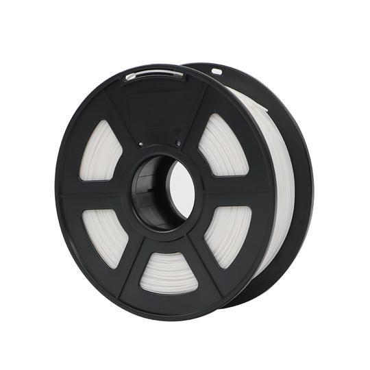 Filamento Plástico Novo PLA 1.75mm Branco 1KG HPLWH-101 - 3D0079