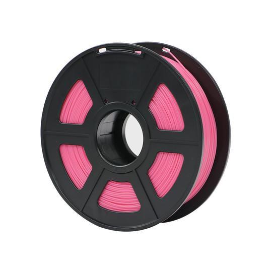 Filamento Plástico Novo PLA 1.75mm Rosa 1KG - 3D0074