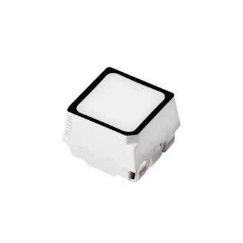 LED RGB 3535 PLCC6 SMD FRENTE PRETA K2787