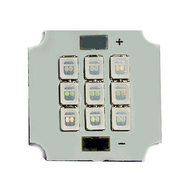Módulo LED 10W 20x20mm Infravermelho IR 940nm K2813
