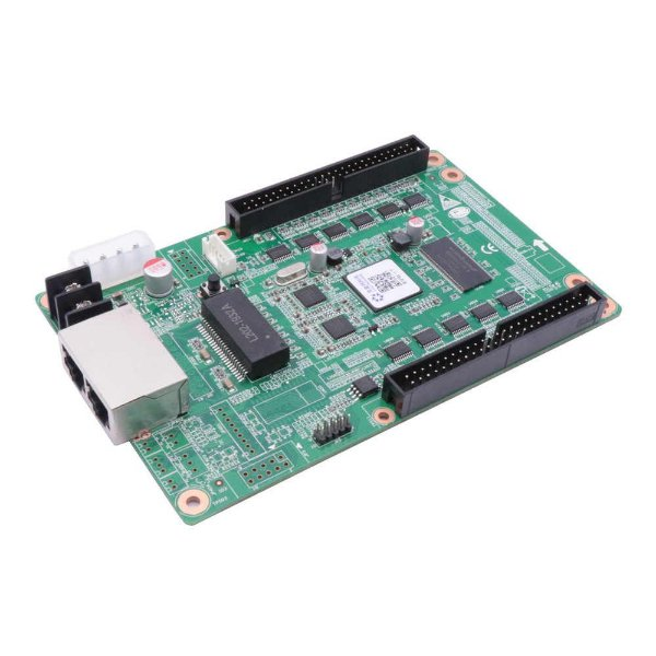 Receiving Card RV901 + Adaptador HUB75B Para Painel de LED K1743