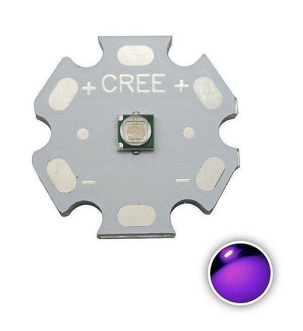 Power LED 3W Ultra Violeta UV 400-405nm 3535 SMD K2796