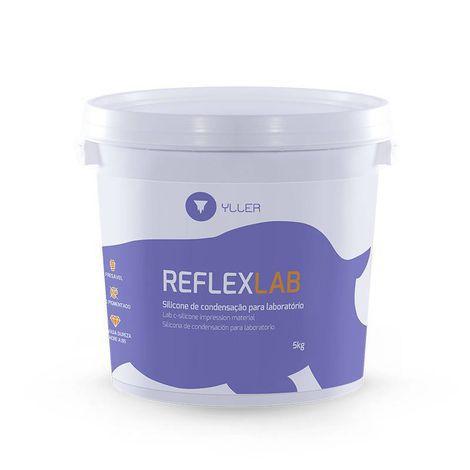 Silicone de Condensação REFLEX LAB 5KG