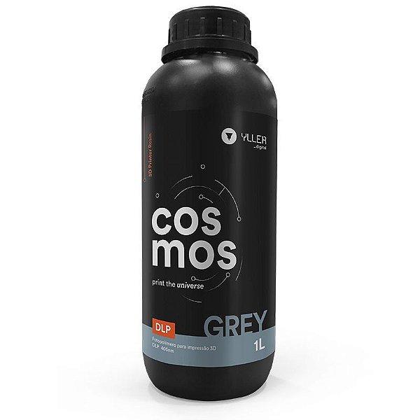 Cosmos DLP 405nm - Cinza Resina para impressão 3D - 1Litro