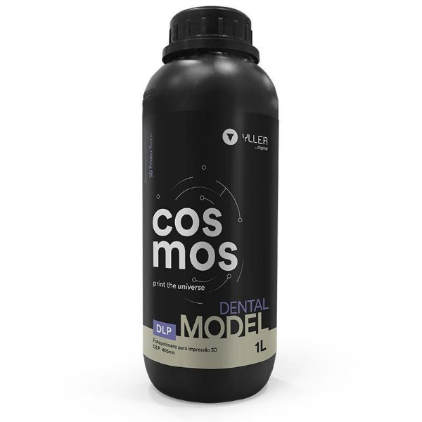 Cosmos DLP 405nm - Dental Model Resina para Modelos Dentais - 1Litro