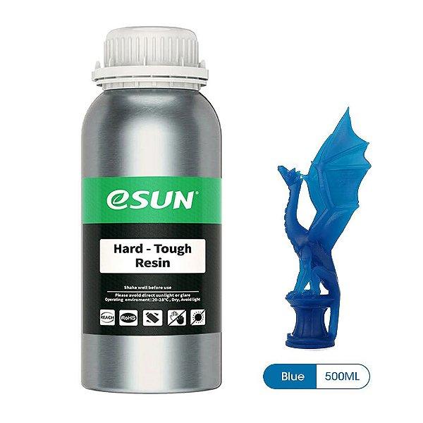 Resina para Impressora 3D de Alta Resistência 500g Azul E0042