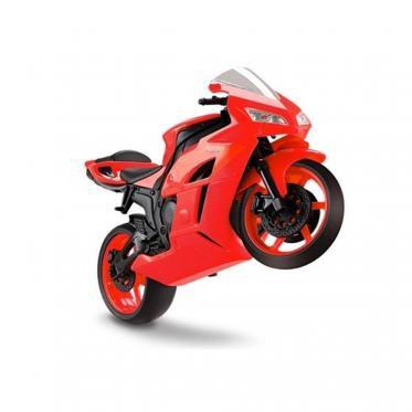 Moto de brinquedo Miniatura RACING MOTORCYCLE 22cm