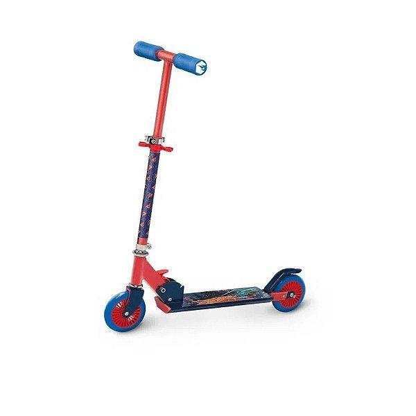 Patinete Hot Wheels 2 Rodas