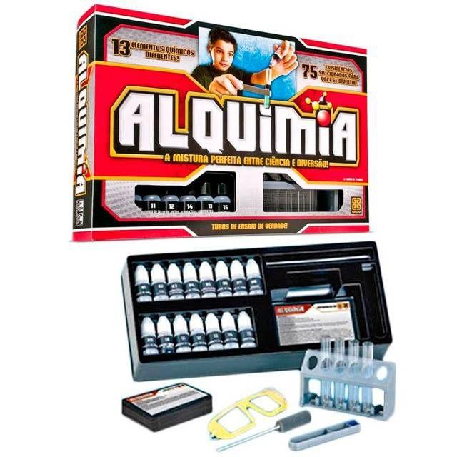 Jogo Alquimia - A Mistura Perfeita entre Ciência e Diversão!
