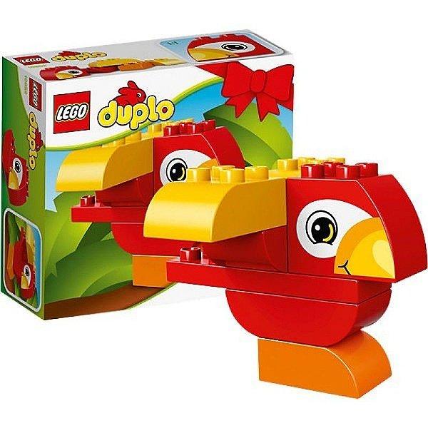 LEGO DUPLO - O Meu Primeiros Pássaro