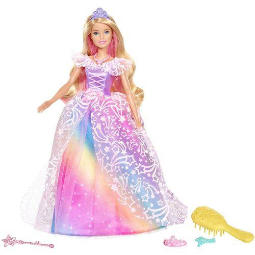 Boneca Barbie Dreamtopia - Vestido Brilhante