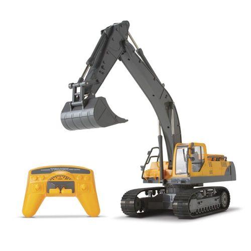Escavadeira Com Controle Remoto