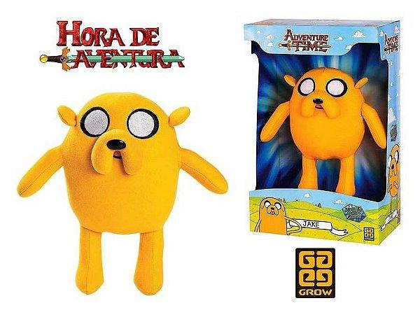 Boneco Vinil Adventure Time - JAKE