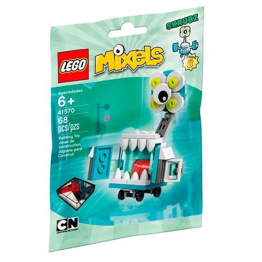 Lego Mixels - SKRUBZ