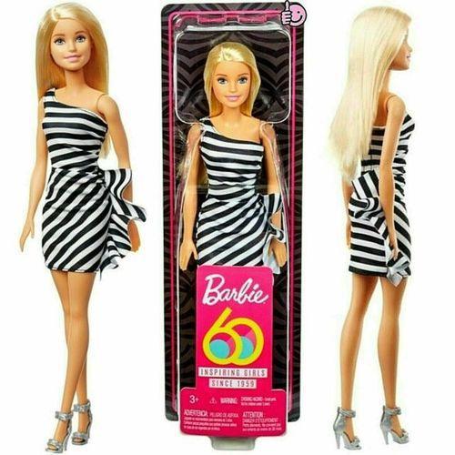 Boneca Barbie Edição Limitada 60 Anos