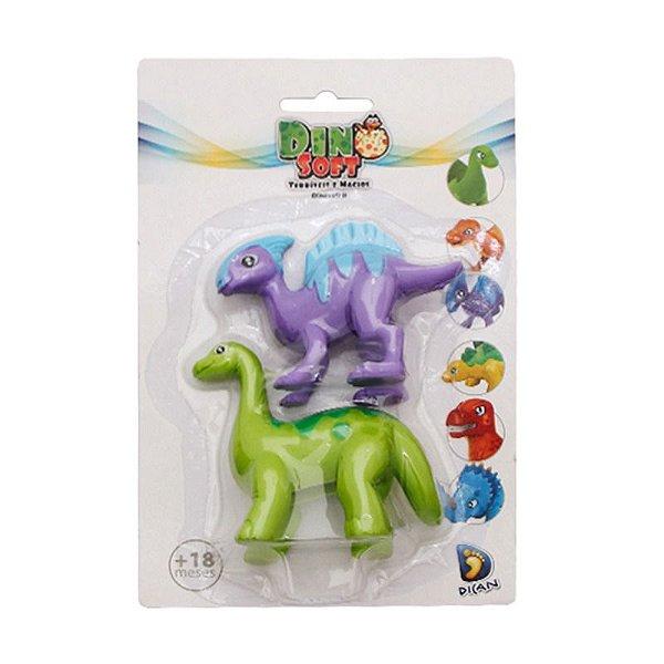Dinosoft bliste com 2 unidades