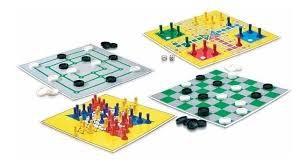 jogos Clássicos de tabuleiro Big Star