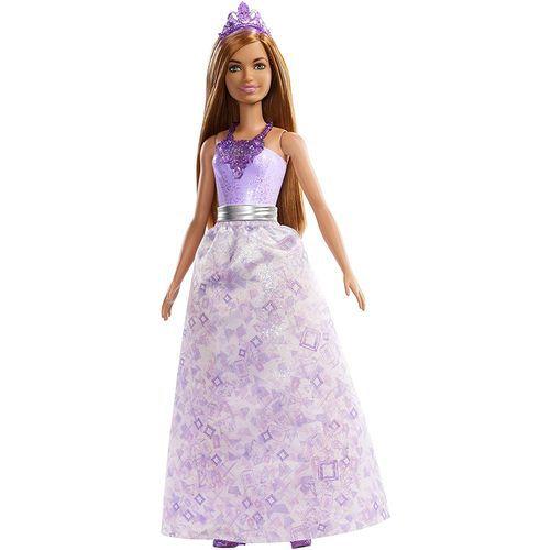 Boneca Barbie Dreamtopia - Boneca Princesa Ruiva