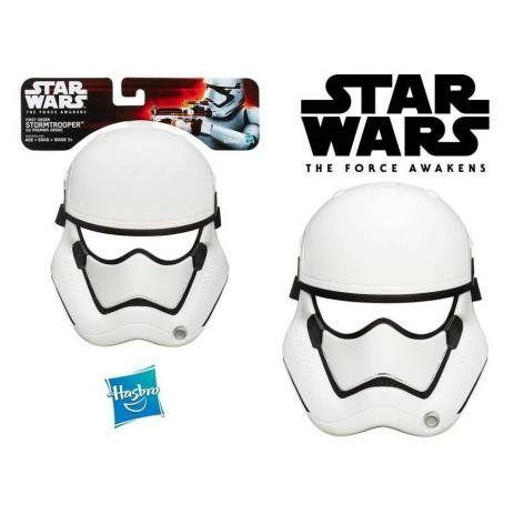 Máscara Star Wars STORMTROOPER