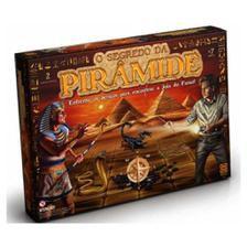 Jogo de Tabuleiro O Segredo da Pirâmide