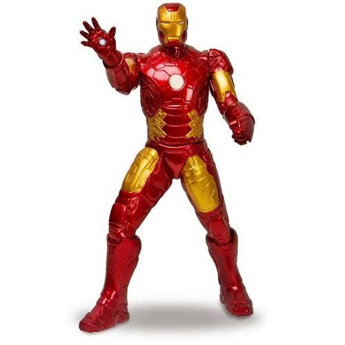 Boneco Homem de Ferro Marvel Revolution 55cm