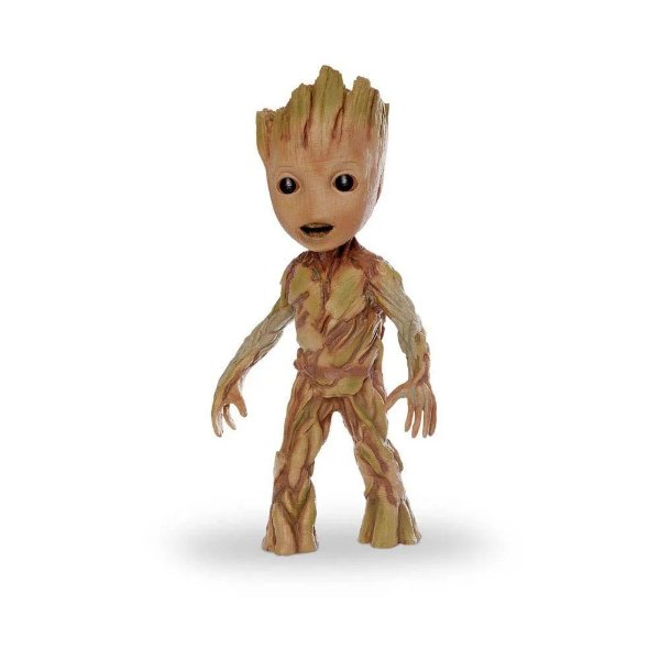 Baby Groot Guardiões das Galáxia 55cm