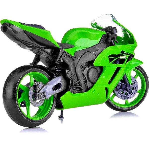 Moto de brinquedo - RACING MOTORCYCLE