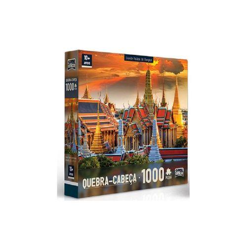 Quebra-Cabeça - GRANDE PALÁCIO DE BANGKOK - 1.000 Peças