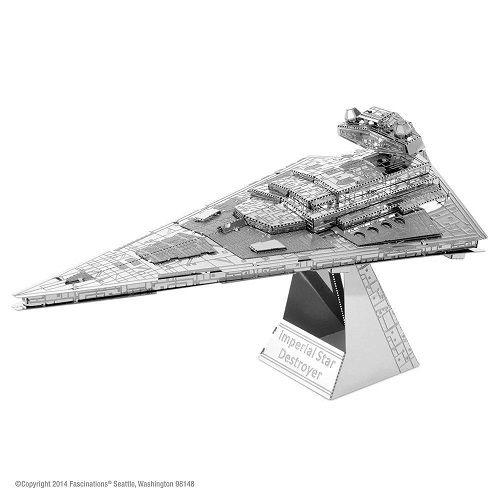 Réplica de Montar - Quebra Cabeça 3D - Star Wars - Imperial Star Destroyer