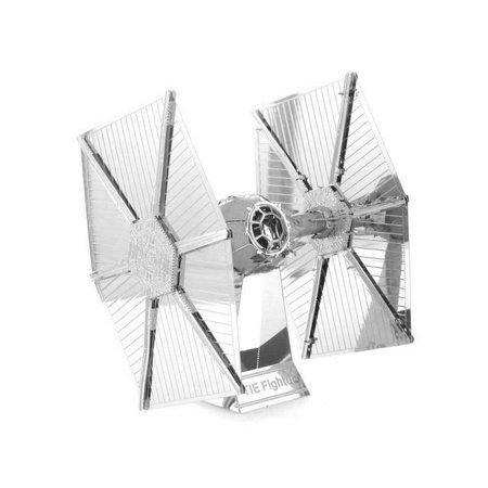 Réplica de Montar - Quebra Cabeça 3D - Star Wars - Tie Fighter
