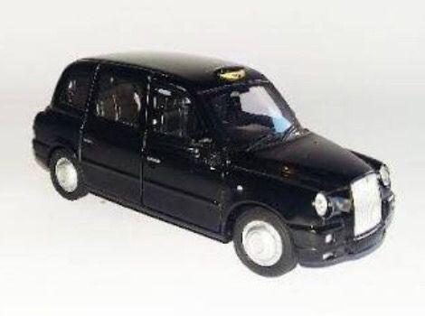 Fantástica Miniatura Austin TX4 Taxi London - 1:38 - Welly
