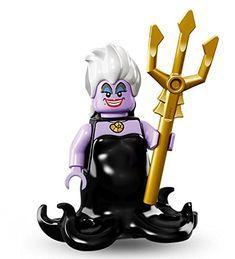 Lego Minifigura Disney n.º 17 Personagem Ursula