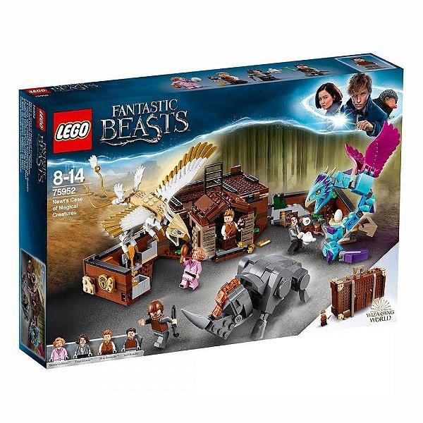 LEGO 75952 Harry Potter - A Mala de Criaturas Magicas de Newt - 694 pçs