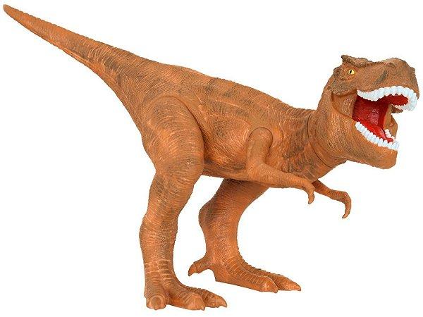 Dinossauro Tyrannosaurus Rex - Dino World (29cm x 42 cm)